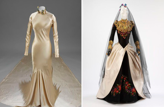 2-victoria-and-albert-museum-celebrates-three-centuries-of-wedding-gowns-with-wedding-dresses-1775-2014-exhibition---Vintage-By-Lopez-Linares