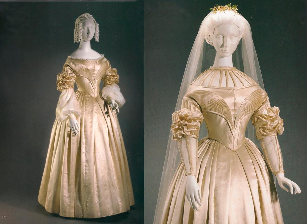 un vestido de novia vintage con coraje y sensibilidad - vintage