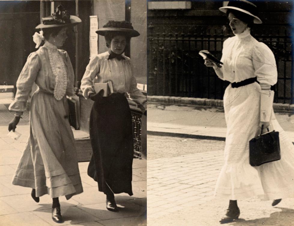 Street Style  Fotografía   Vintage by Lopez-Linares Edward-Linley-Sambourne-Carmen-Velarde (1)