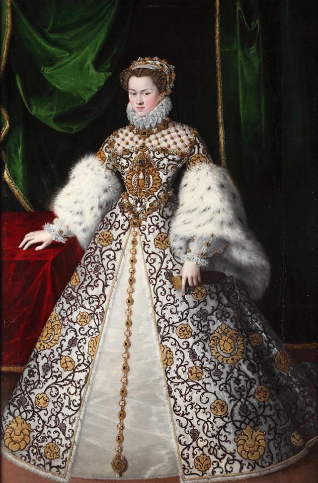 isabel de austria-reina de francia