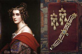 amalia de schintling-grandes damas-vintage by lopez linares