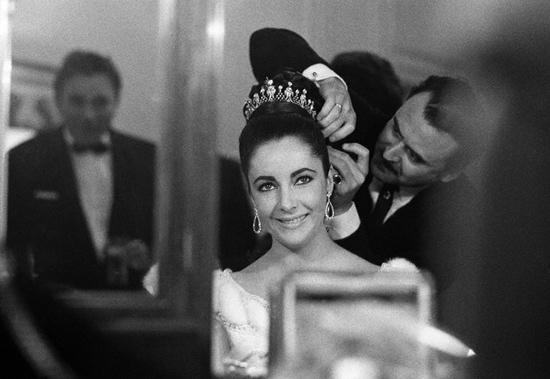 tiara-liz-taylor vintage by lopez linares